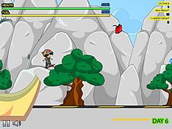Rocket Skateboard game