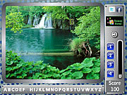 juego Lake View - Find the Alphabets