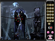 Batman 3 Hidden Numbers game