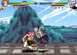 Fairy Tail v0.5 game