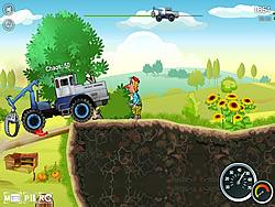 Tractors Power Adventure game