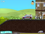 Ambulance Truck Driver game