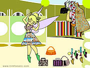 Tinkerbell Dress up 4 game