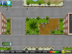 Garbage Truck Drive game