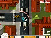 Downtown Porsche Racing game