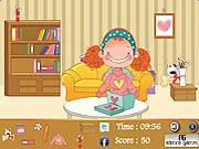 Jucați jocuri gratuite Girls Room Hidden Object