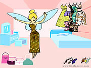 Tinkerbell Dress up 8 game