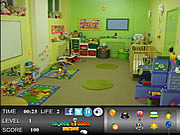 Baby Room Hidden Objects لعبة