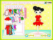 Cute Little Dresses game