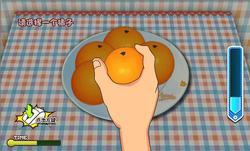 Pinch Orange game