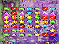 Jewels Mania game