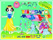 Princess Storey game