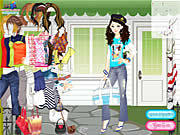 Funky Girl Fashion game