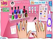 Flava Manicure Game game