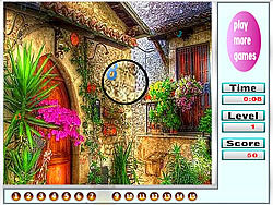Fabulous House Hidden Numbers game