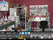 Jucați jocuri gratuite Makeover Room Hidden Objects