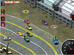 Death Racers 2 game