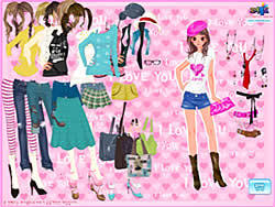 Coolest Fashion game