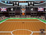 Juega al juego gratis Olympics 2012 Basketball
