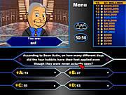 Jogar jogo grátis Lord of the Rings - Millionaire