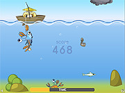 Play Super fishing Game