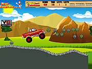 Ben10 Monster Truck game