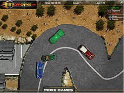 Mobster Race game