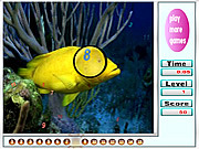 Amazing Fishes Hidden Numbers game