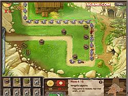 Claytus Hood game