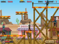 Town of Thieves game