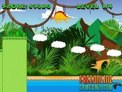 Tiny Dino Adventure game