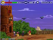Duncan Castle Defense game