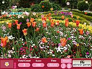 juego Flower Garden-Hidden Objects