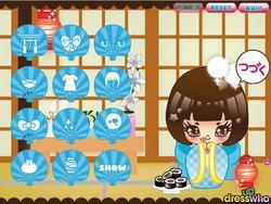Kokeshi World game