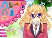 Anime Spring Look game