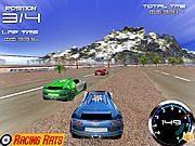 Bay Race-3D game