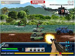 Warzone Getaway 3 game