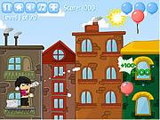 Bob's Balloons game
