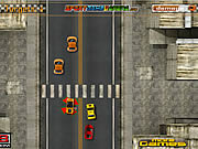Mad Taxi Driver game