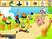 SpongeBob Hidden Object game