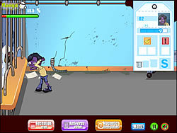 Zombie Cure game