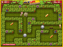 Pick UP! Adam and Eve game