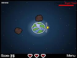 Earth Defender game