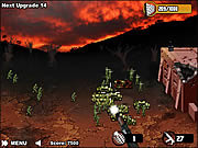 Rebel Fortress Survival game