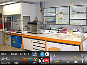 juego Chemistry Lab Hidden Objects