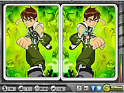 Ben10 - Spot the Difference game