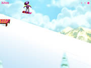 Play Snow board betty Game