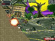 Zombie ATV game