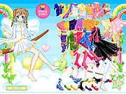 Mumu Dress up game