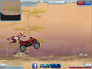 Offroad ATV Lightning game